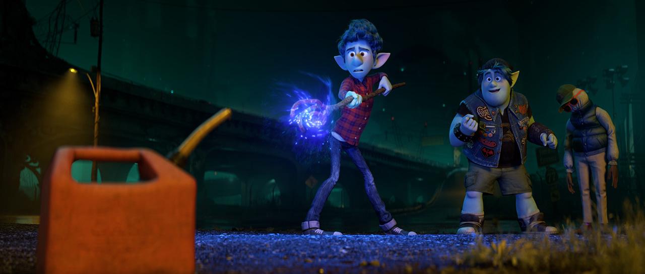 Onward / En Avant (Dan Scanlon, 2020, Pixar Animation Studios / Walt Disney Pictures)