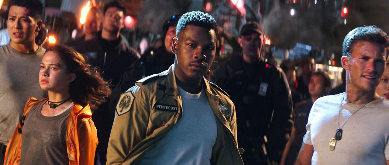 John Boyega - Pacific Rim : Uprising (Steven S. DeKnight, 2018, Universal Pictures)