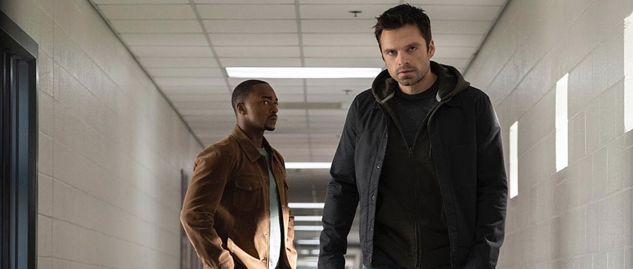 Anthony Mackie, Sebastian Stan - The Falcon and the Winter Soldier (Disney + Marvel Studios, 2020)