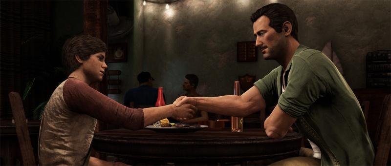 Le film Uncharted sera centré sur les jeunes années de Nathan Drake (Tom Holland) aux côtés de son mentor Victor Sullivan (Mark Wahlberg)