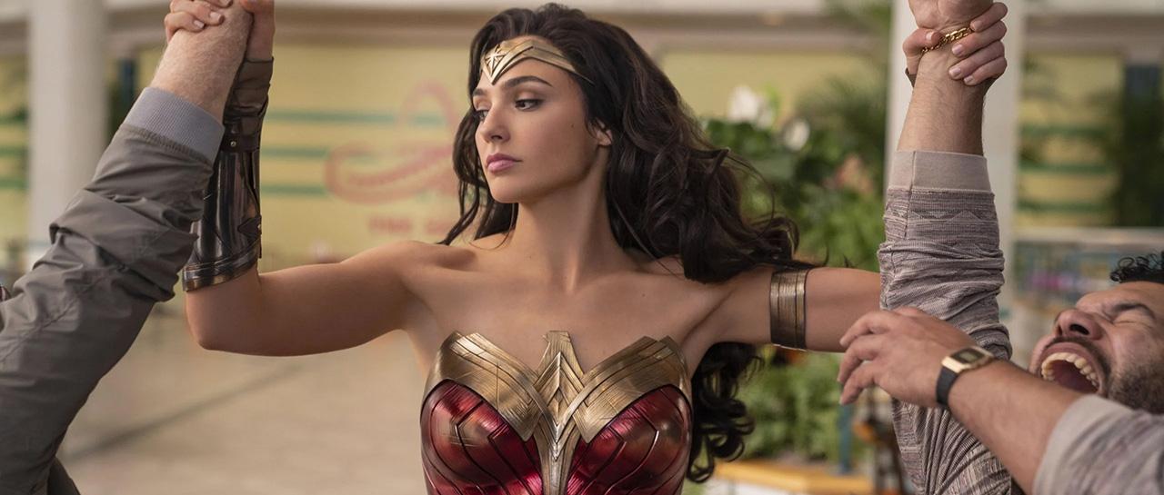Gal Gadot - Wonder Woman 1984 (Patty Jenkins, 2020, Warner Bros Pictures)