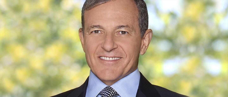 """Robert """"Bob"""" Iger, ex-PDG, The Walt Disney Company"""