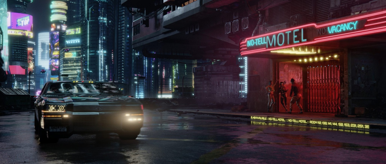 Cyberpunk 2077 (CD Projekt RED, 2020, CD Projekt RED)