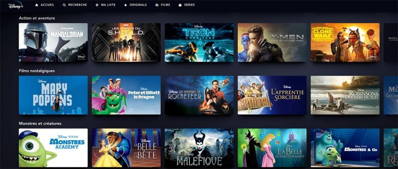 Outre ses contenus exclusifs, Disney+ peut compter sur l'image de marque familiale associée à Disney pour attirer et conserver de nouveaux abonnés