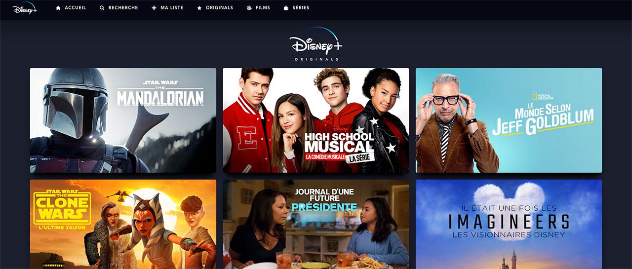 Avril 2020 : 50 millions d'abonnés sur Disney+