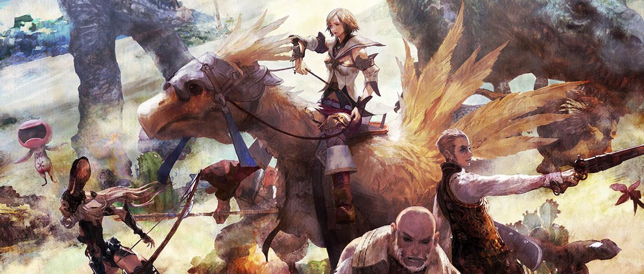 Final Fantasy XII : The Zodiac Age (Square Enix, 2017, Square Enix)