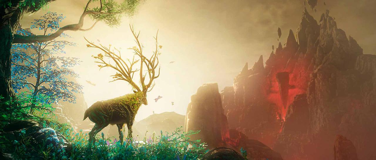 New World (Amazon Game Studios, 2020, Amazon Game Studios)