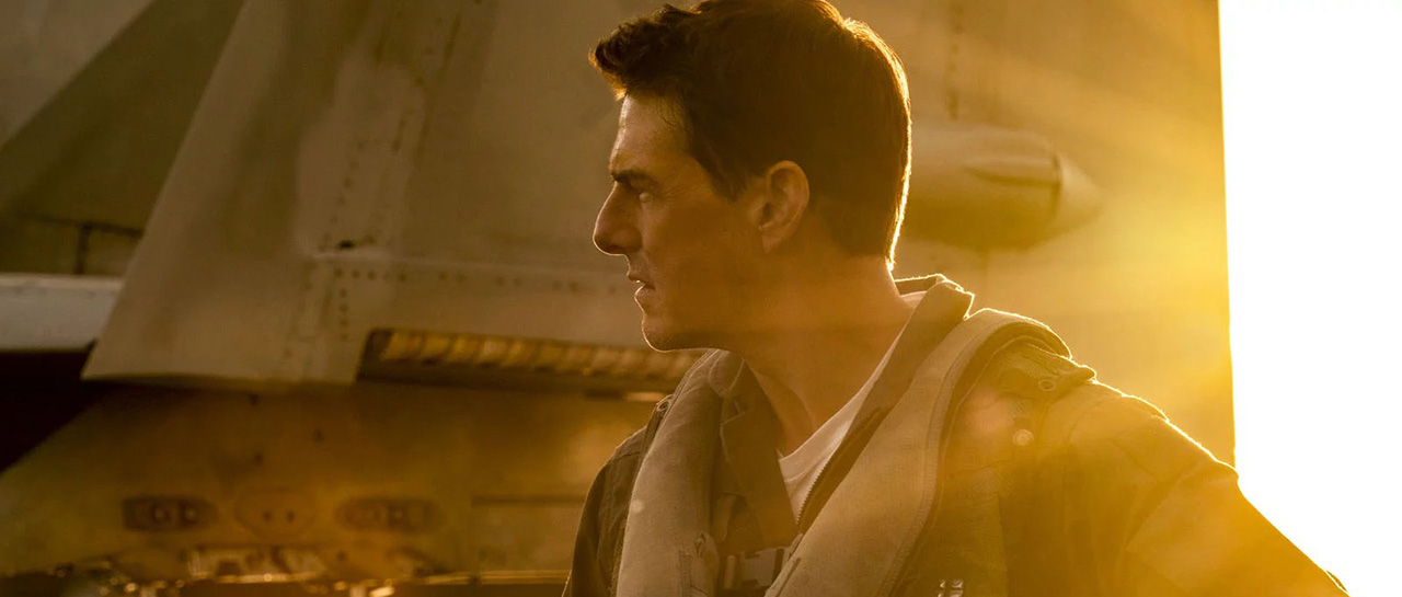 Tom Cruise - Top Gun : Maverick (Joseph Kosinski, 2020, Paramount Pictures)