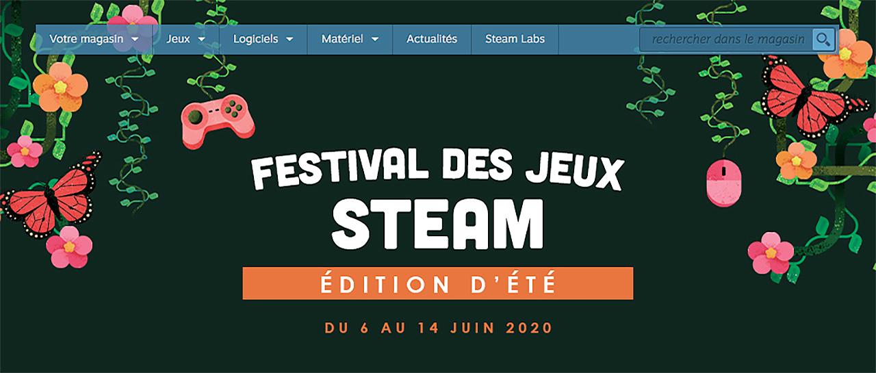 Steam Games Festival, Summer Edition