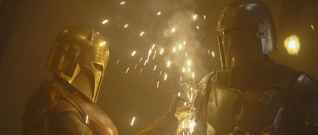 The Mandalorian (Disney+ Lucasfilm)