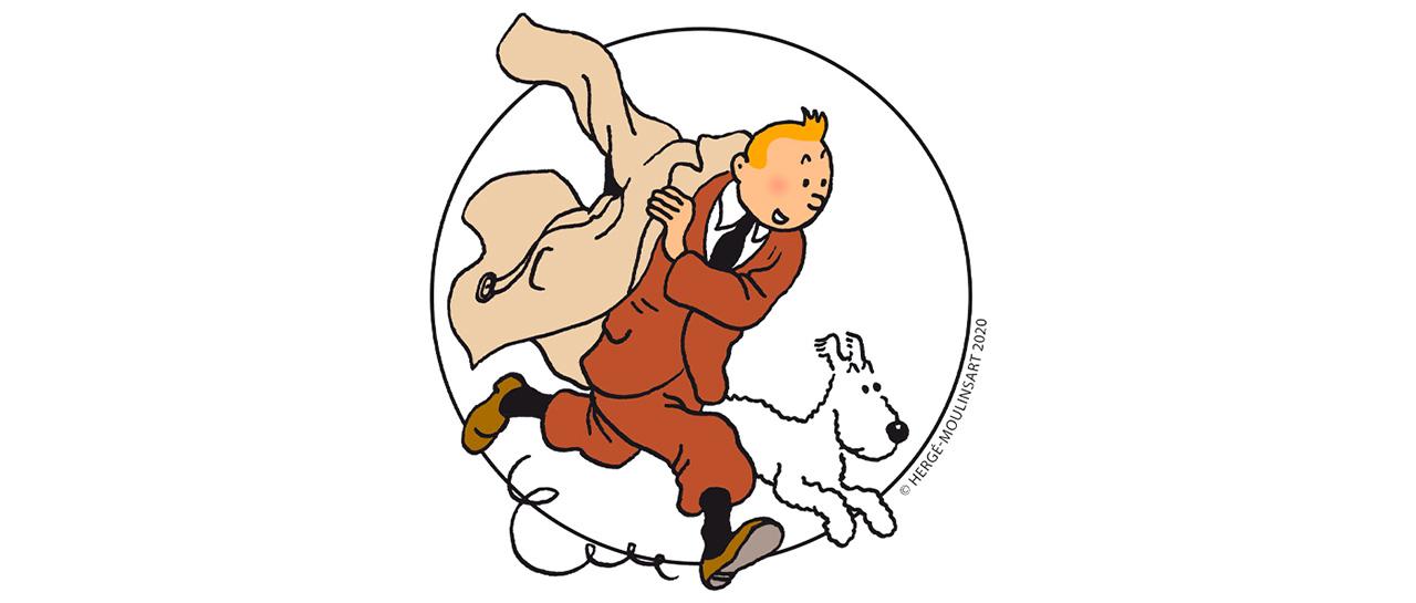 Les Aventures de Tintin ©Hergé-Moulinsart