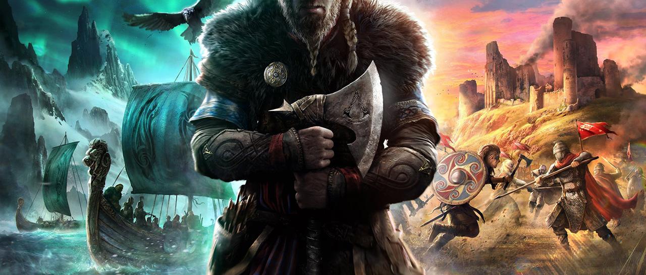 Assassin's Creed Valhalla - Bosslogic (Ubisoft Montréal, Ubisoft, 2020)