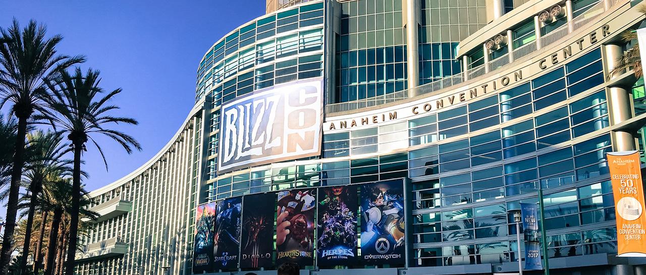 BlizzCon 2017 - Anaheim Convention Center ©tofuprod (WikiMedia Commons)