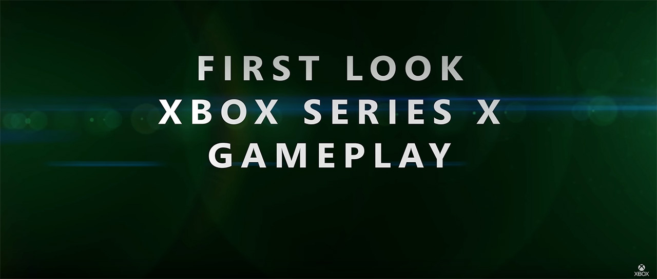 First Look Xbox Series X Gameplay