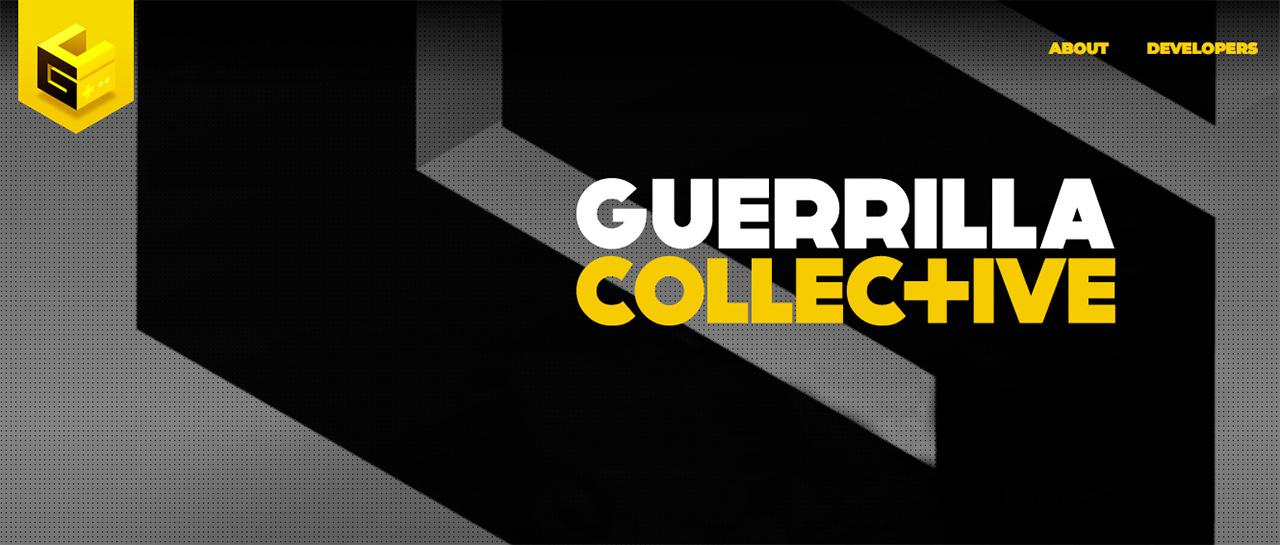 Guerrilla Collective, du 6 au 8 Juin 2020, présenté par Greg Miller, produit par Media Indie Exchange en partenariat avec Kinda Funny Games Showcase