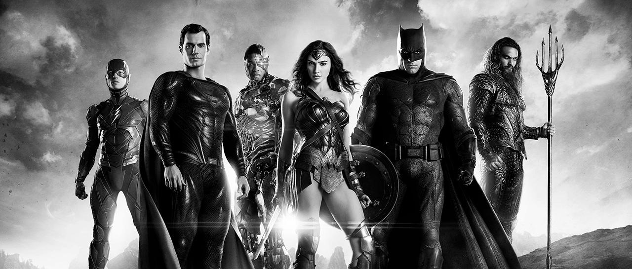 Justice League - Snyder Cut (Zack Snyder, 2021, HBO Max - Warner Bros Pictures)