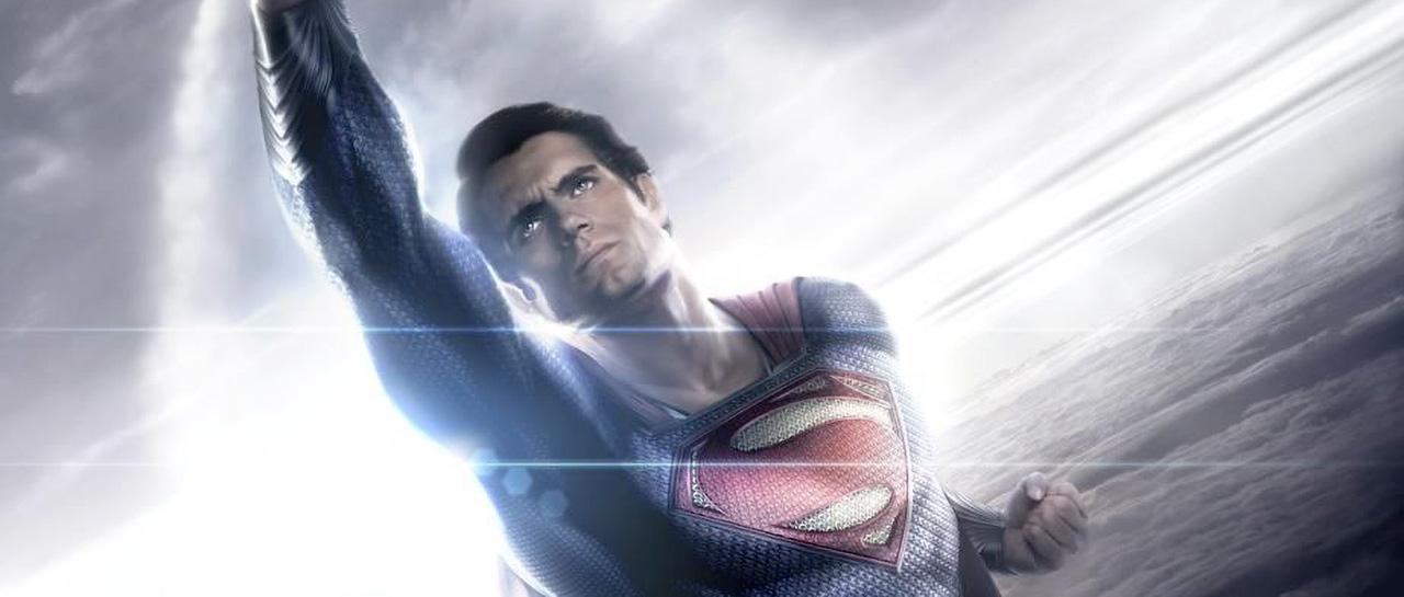 Henry Cavill / Superman (Man of Steel, Zack Snyder - Concept Art © Warren Manser)