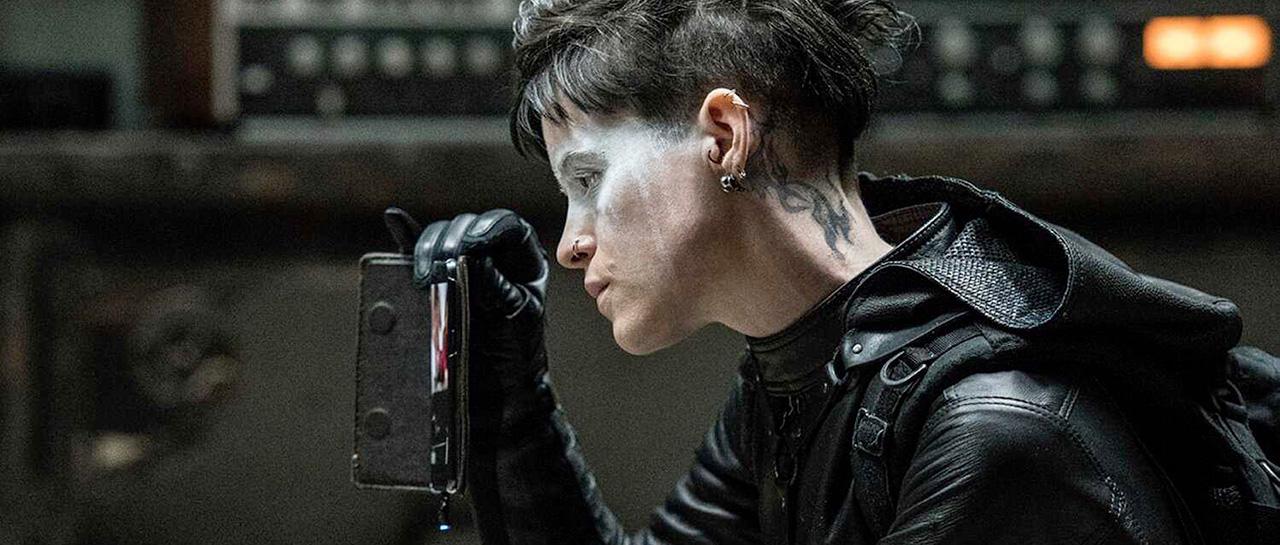 Lisbeth Salander (Claire Foy) - The Girl in the Spider's Web: A New Dragon Tattoo Story / Millenium : Ce qui ne me tue pas (Fede Alvarez, 2018)