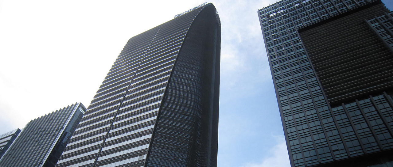 Tencent Holdings Limited, Shenzhen Shekou District © Dmitry Lysenko