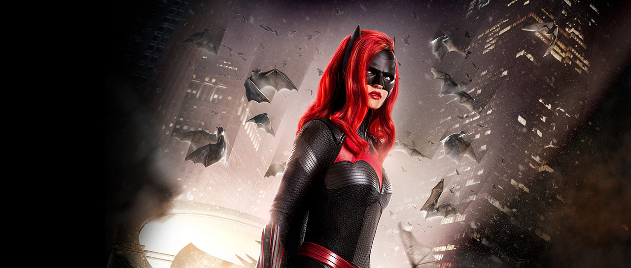 Batwoman (Ruby Rose) - The CW - Warner Bros Television