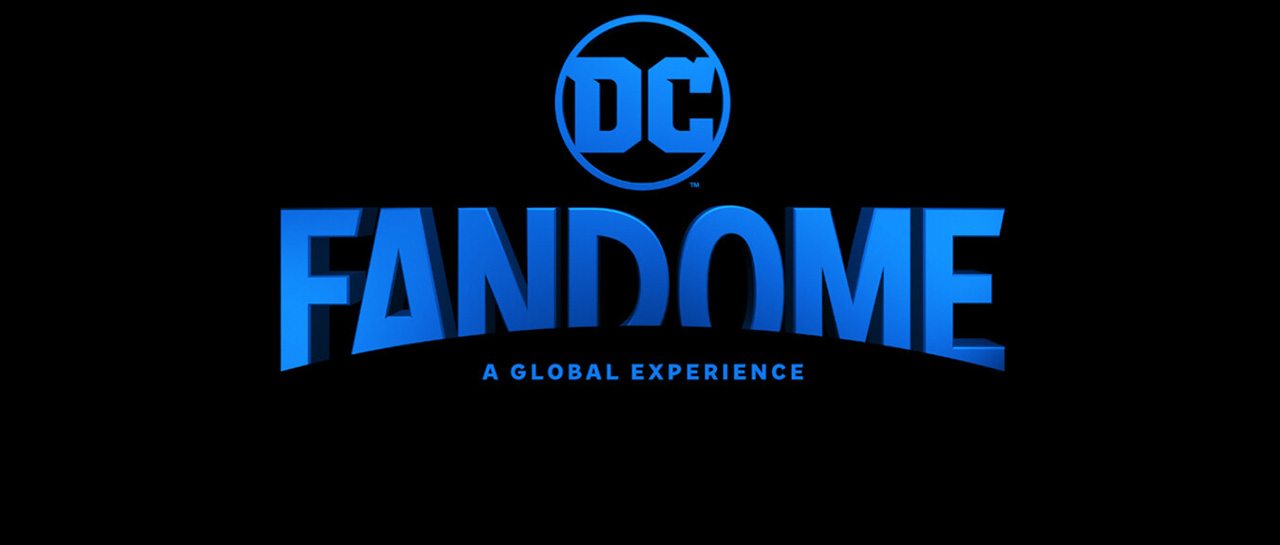 DC FanDome Logo - Warner Bros. - DC Comics