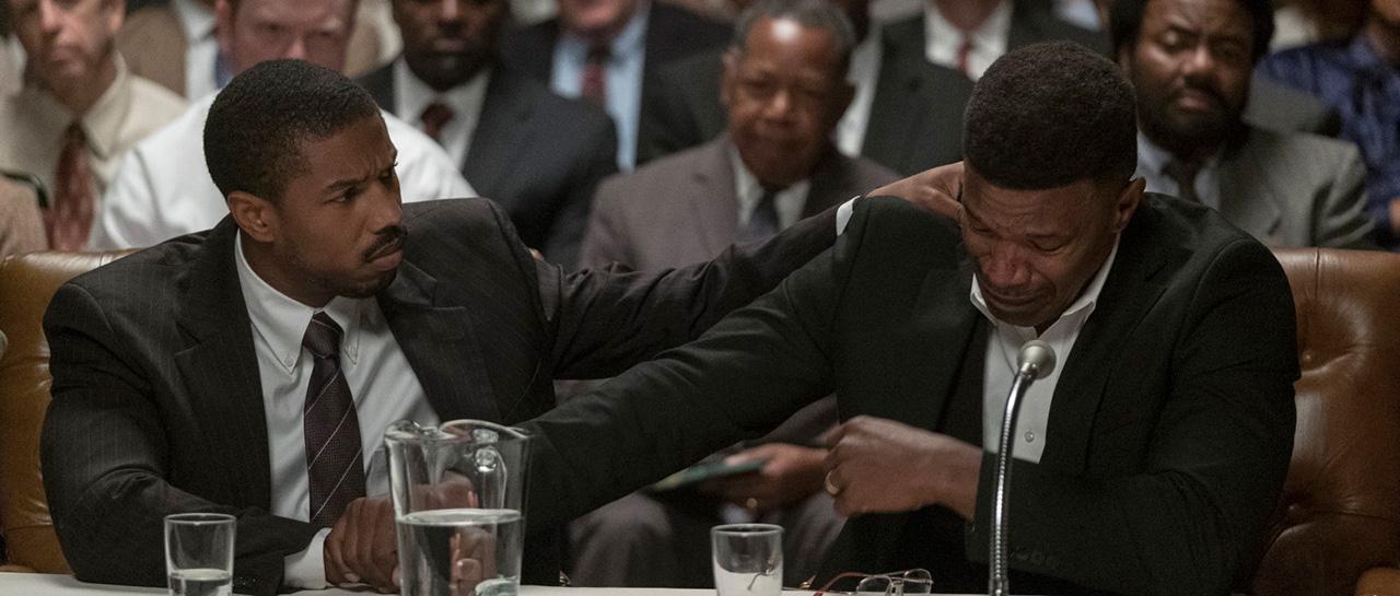 Just Mercy / La voie de la justice (Destin Daniel Cretton - Michael B Jordan - Jamie Foxx) - Warner Bros Pictures