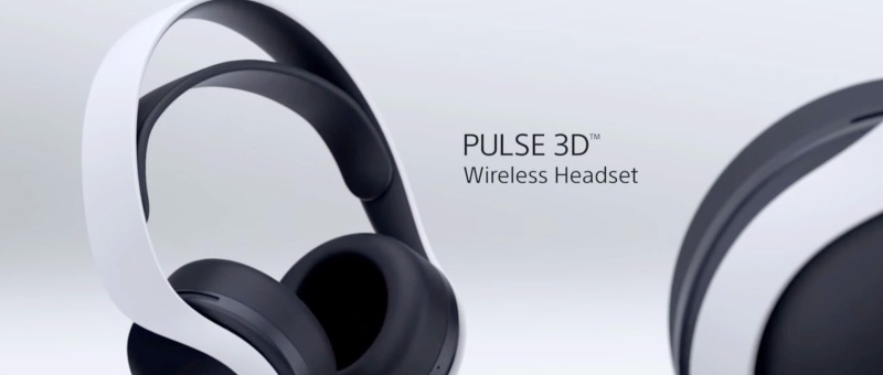 Playstation 5 - Pulse 3D - Wireless Headset - Casque sans fil