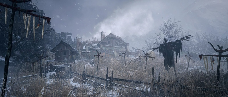 Resident Evil 8 Village - Capcom