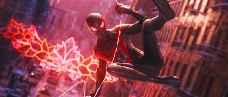 Marvel's Spider-Man : Miles Morales - Insomniac Games - Playstation 5 - Sony Interactive Entertainment