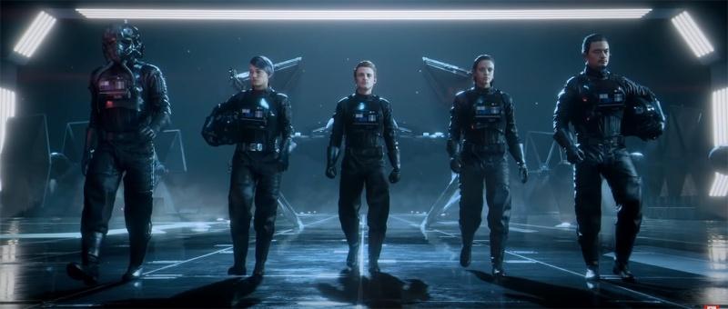 Star Wars : Squadrons - EA Motive - Electronic Arts