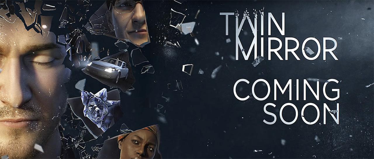 Twin Mirror - Dontnod Entertainment - Epic Games - Bandai Namco