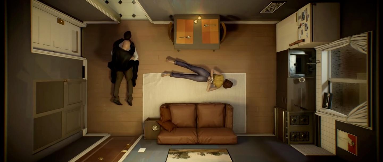 Twelve Minutes - Nomada Studio - Annapurna Interactive - James McAvoy - Daisy Ridley - Willem Dafoe