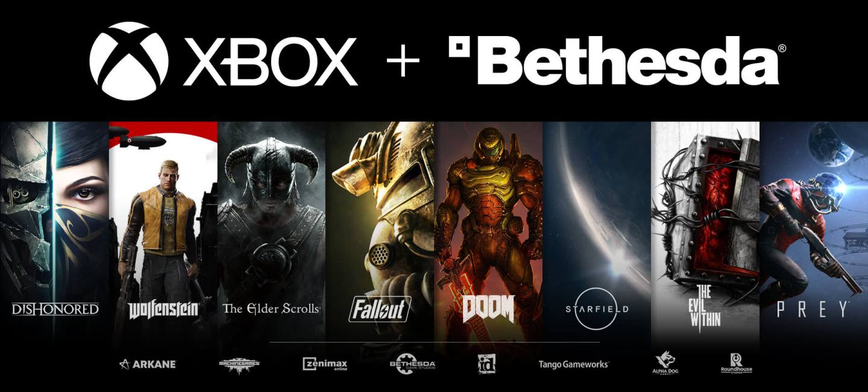 Microsoft - Zenimax Media - Bethesda Softworks
