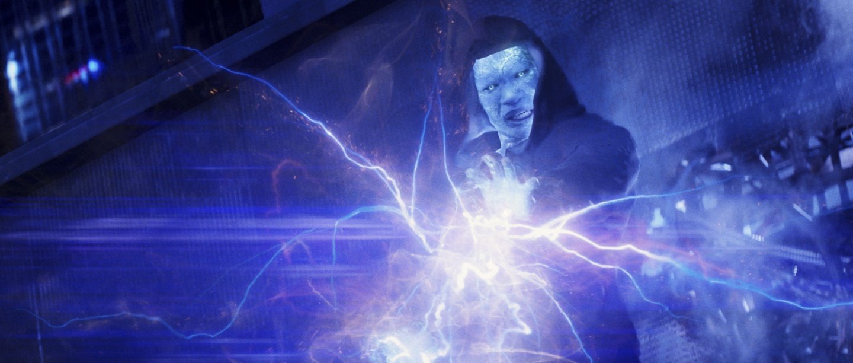 Electro - Jamie-Foxx - The Amazing Spider-Man 2