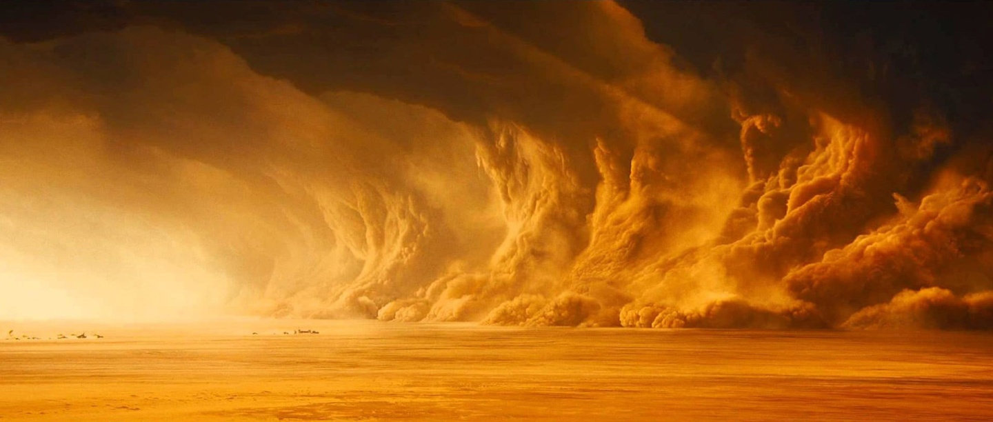 Mad Max : Fury Road - Sandstorm - George Miller - Tom Hardy - Charlize Theron