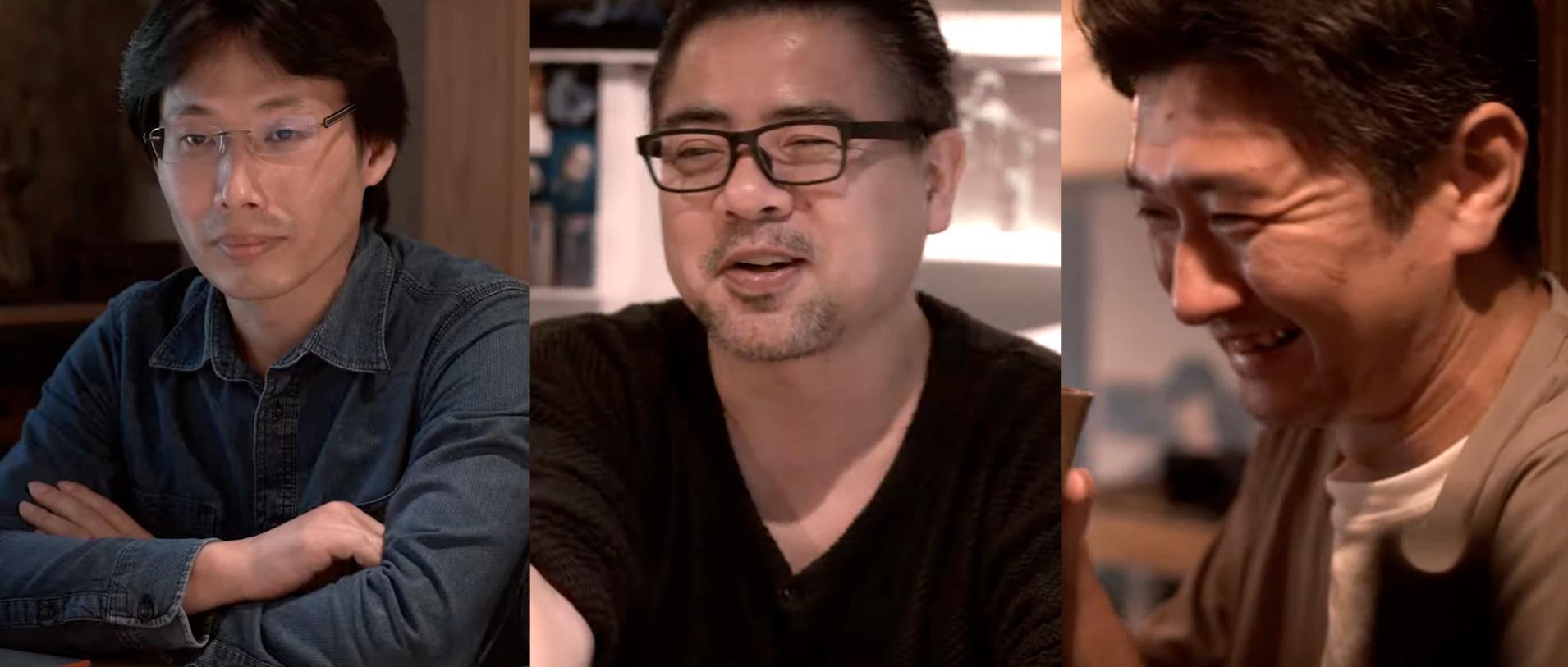 Junya Okura - Keiichiro Toyama - Kazunobu Sato - Bokeh Game Studio