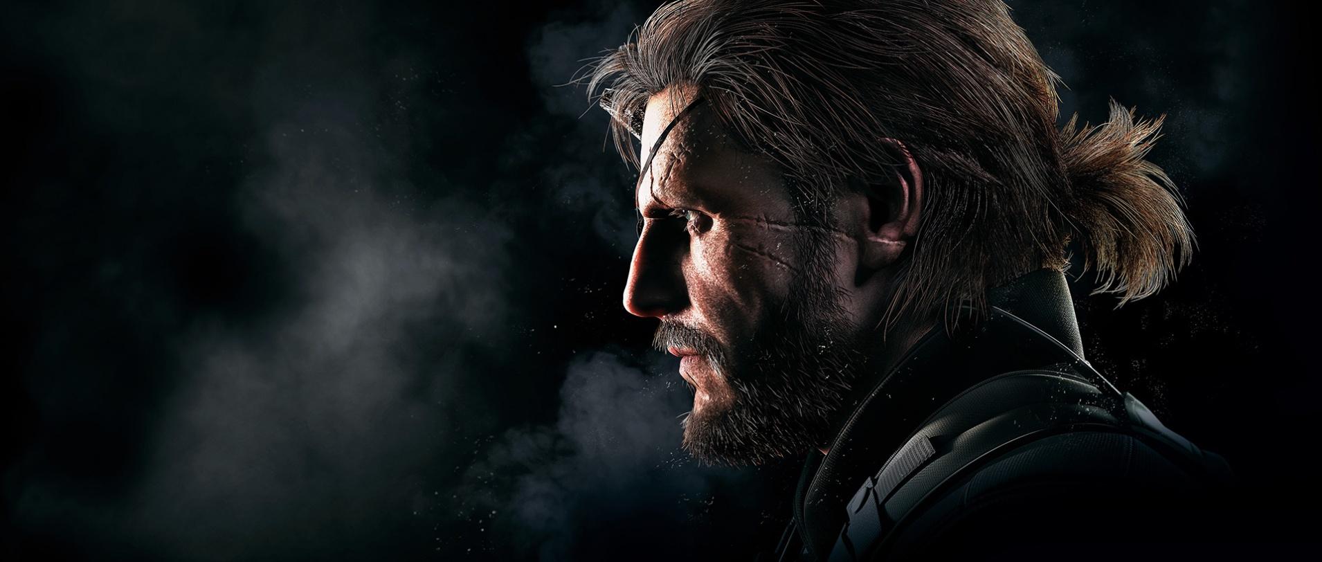 Metal Gear Solid V - Solid Snake - The Phantom Pain