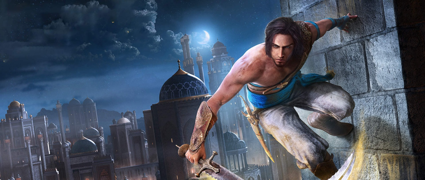 Prince of Persia : the Sands of Time - Remake - Ubisoft