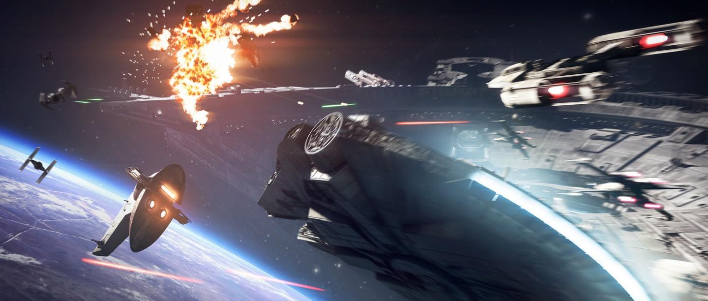 Star Wars Battlefront 2 - Promo Still