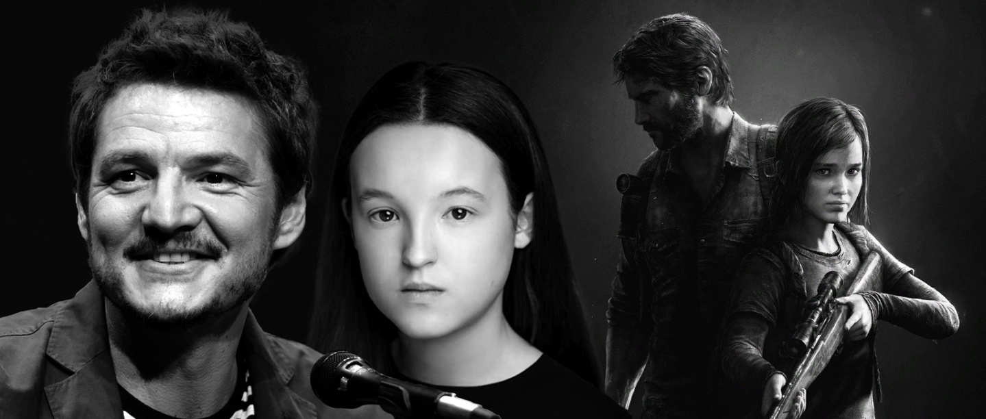 Pedro Pascal - Bella Ramsey - The Last of Us - HBO