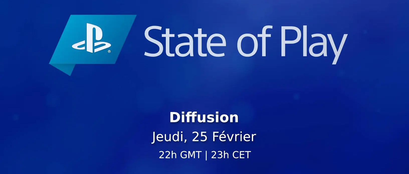 State of Play - Sony - 25 Février 2021