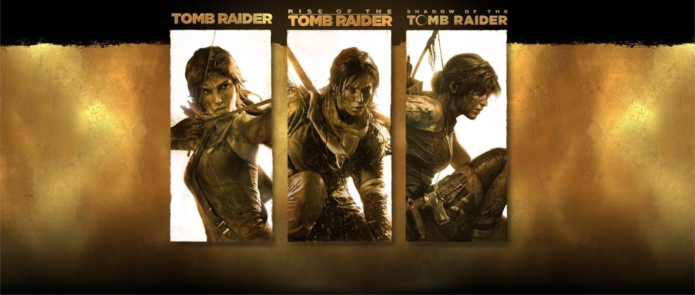 Tomb Raider - Definitive Survivor Trilogy - Square Enix